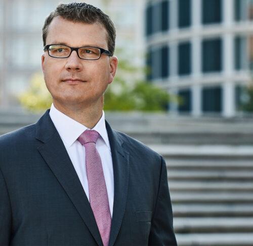 Portrait von Carsten Mumm.