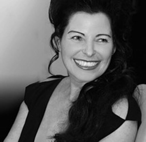 Schwarz-Weiß-Bild von Nicole Roesler.