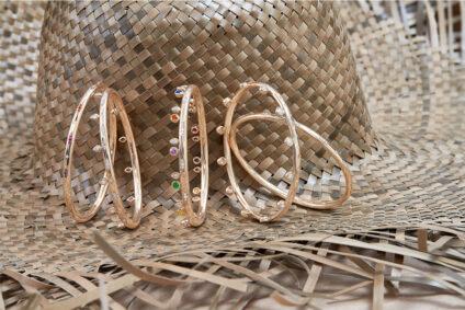Armspangen aus der GYPSY Kollektion von Tamara Comolli.