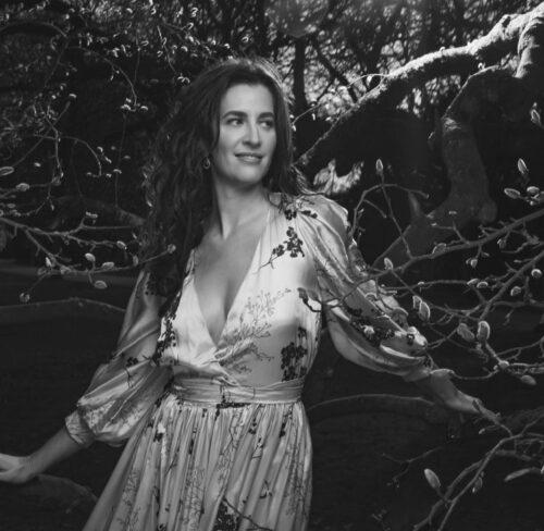 Schwarz-Weiß-Bild von Nadine Geigle.