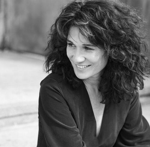 Schwarz-Weiß-Bild von Alexandra Helmig.