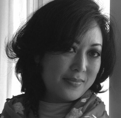 Schwarz-Weiß-Bild von Van Nguyen Hoang.