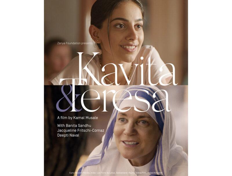 Filmplakat von Kavita & Teresa.